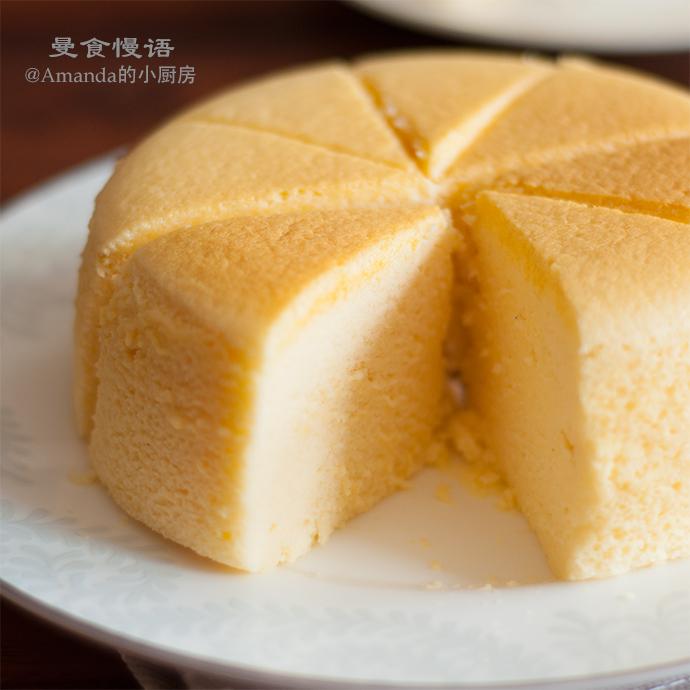 轻乳酪蛋糕4