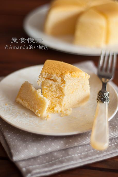 轻乳酪蛋糕2