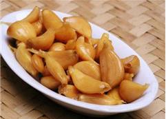糖蒜的家常腌制方法 怎样腌糖蒜简单好吃