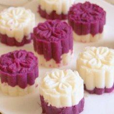 紫薯山药糕的做法大全 紫薯山药糕的营养价值