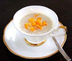 椰汁西米露的简单做法 椰汁西米露的热量介绍