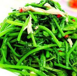 蒜蓉炒西洋菜的家常做法 蒜蓉炒西洋菜这样做超好吃!