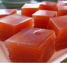 红枣水晶糕的简单做法 为心爱的女子做一道菜!