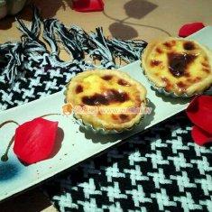 卡仕达酱版本葡式蛋挞的做法