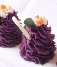 紫薯山药汁的做法大全 紫薯山药汁的功效介绍