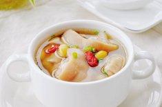 猪蹄汤的做法 猪蹄汤的做法大全