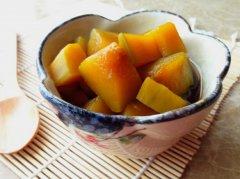 日式煮南瓜的做法视频