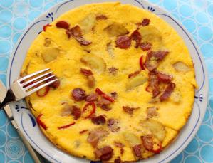 营养美味的烘蛋做法 营养又提神