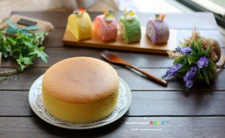 最常见做戚风蛋糕失败的几个方面