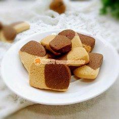 饼干(玉米油版)的做法