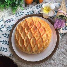 网纹夹心面包的做法