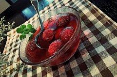 糖水杨梅的做法