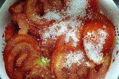 冰镇西红柿的做法