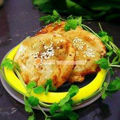 椒香葱油肉饼的做法