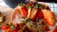 豉汁帝王蟹的做法视频