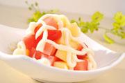 酸甜水果色拉的做法视频
