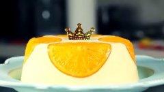 香橙慕斯的做法视频