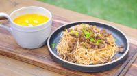 曼达小馆:蚝油肉酱捞面配南瓜羹 21