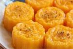 秋桂亦美味:桂花南瓜糕的做法视频