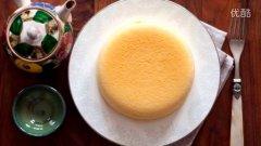 轻乳酪蛋糕的做法视频