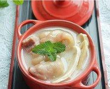 干笋猪蹄汤的做法视频