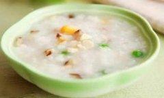 香菇玉米粥的做法视频