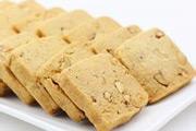 黄油坚果饼干的做法视频