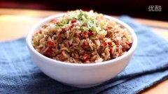 美国杂烩拌饭(Dirty Rice)的做法视频