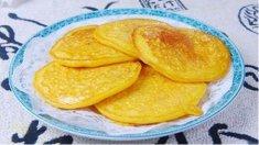 香煎山药玉米饼的做法视频