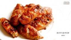 清酒包饭酱烤鸡翅的做法视频