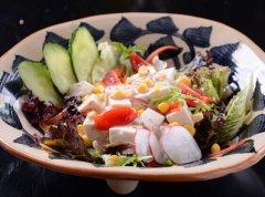 蔬菜沙拉的家常做法