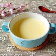 牛奶炖鸡蛋的做法
