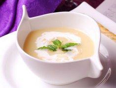 玉米甜汤的做法