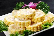 甜玉米粒的做法大全