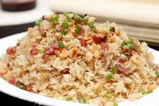 生炒糯米饭的做法大全