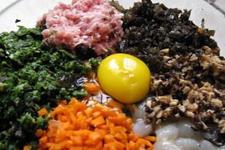 鲜肉馄饨馅的做法