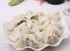 剥皮辣椒水饺