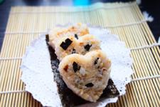 糯米饭团的做法