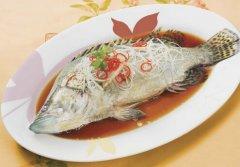 葱油桂鱼的做法
