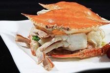 海蟹的做法