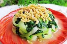 海米油菜的做法大全