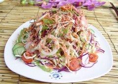 蔬菜沙拉怎么做