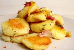 电烤箱烤土豆