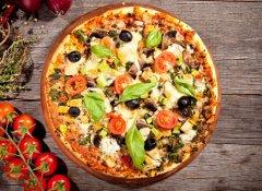 披萨制作方法