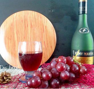红葡萄酒的家常做法