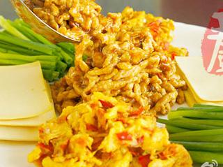 美味京酱肉丝的私房做法 简单好吃有营养的京酱肉丝