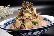 米饭终结者 椒麻鸡的做法视频