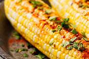 微波炉也能做出美味的烤玉米的做法视频