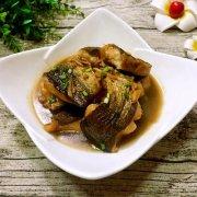 红烧鲢鱼的做法