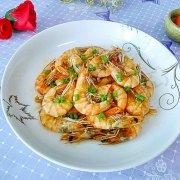 烧大虾的做法